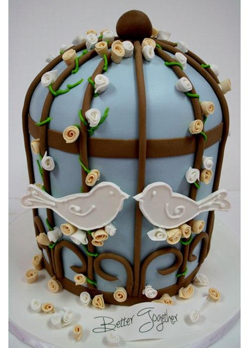 h9MlFc4yWto - 10 Изысканных свадебных тортов для самых впечатлительных невест