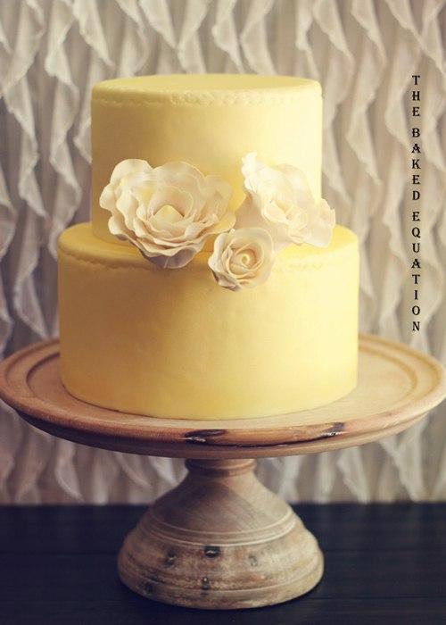 10 Изысканных свадебных тортов для самых впечатлительных невест.