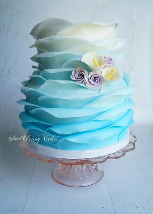 QAidM Tpbbw - 10 Изысканных свадебных тортов для самых впечатлительных невест