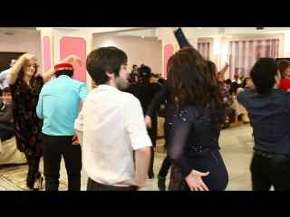 Таджикский свадьба, танец Памирский