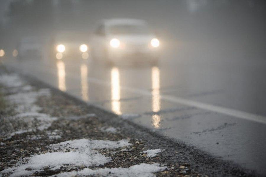 На родине Чехова опять ожидаются ливни, гололедица, туман и подтопление