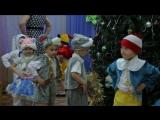 Елка в детском саду № 203