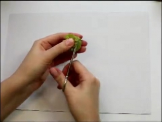 Мастер-класс коробочка мака из фоамирана