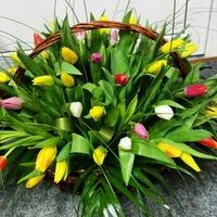 Доставка цветов костанай