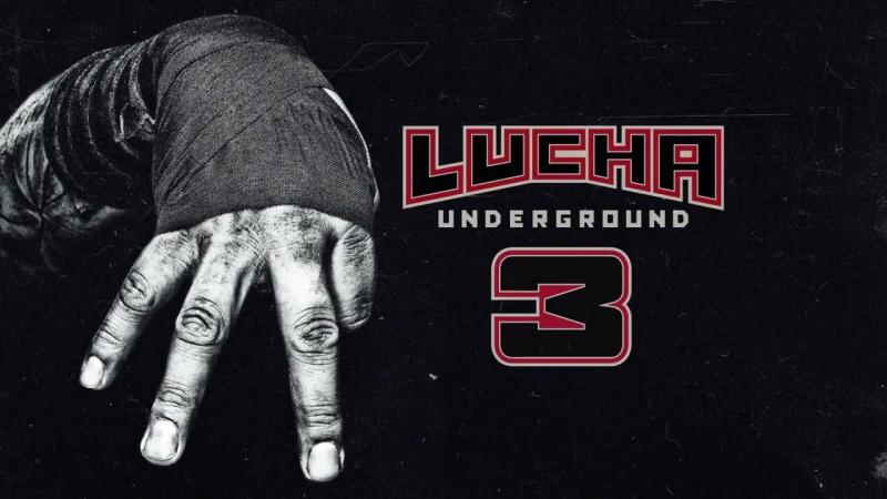 Трейлер 3-го сезона Lucha Underground (PWNews)