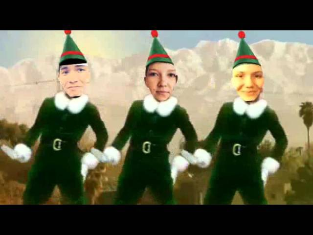 ElfYourself-JustFlyCrew Part1