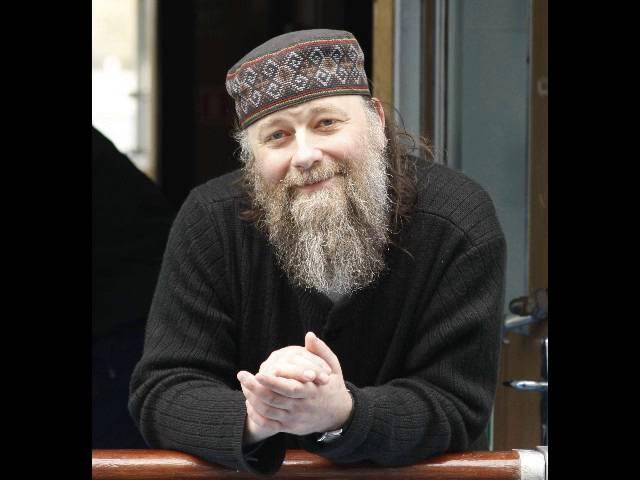 Интервью-автобиография схиигумена Серафима Покровского
