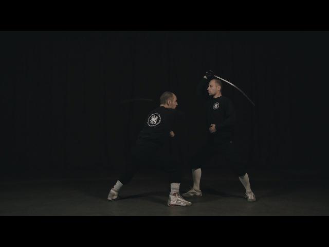 Sztuka Krzyżowa (Podejście pod cięcie) Cross Cutting Art (Stepping under the cut)