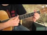 Radiohead - Karma Police - Easy Beginner Acoustic Songs on Guitar - guitar lessons