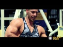 IFBB Men's Physique Pro Anton Antipov Back & Chet Workout: May2016