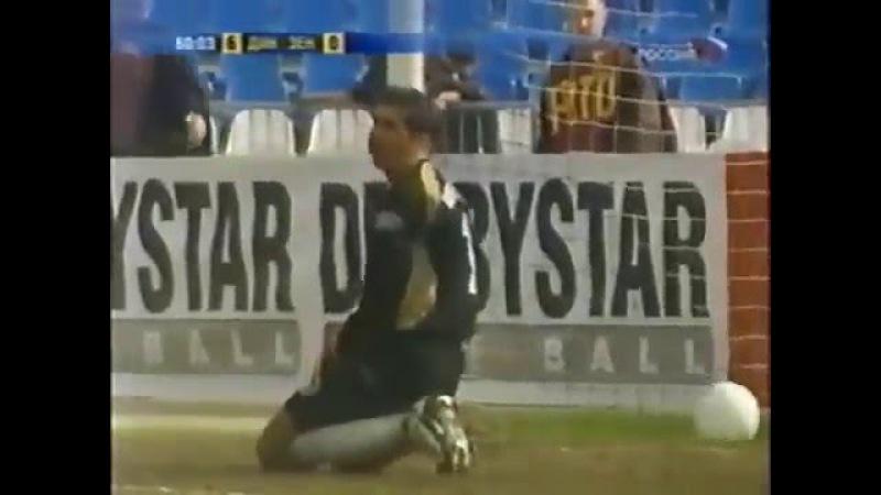 Динамо (М) 7-1 Зенит / 10.05.2003 / Премьер-Лига