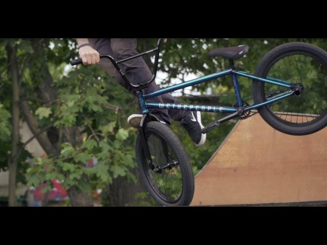 WETHEPEOPLE BMX 2017 Complete Bike Line