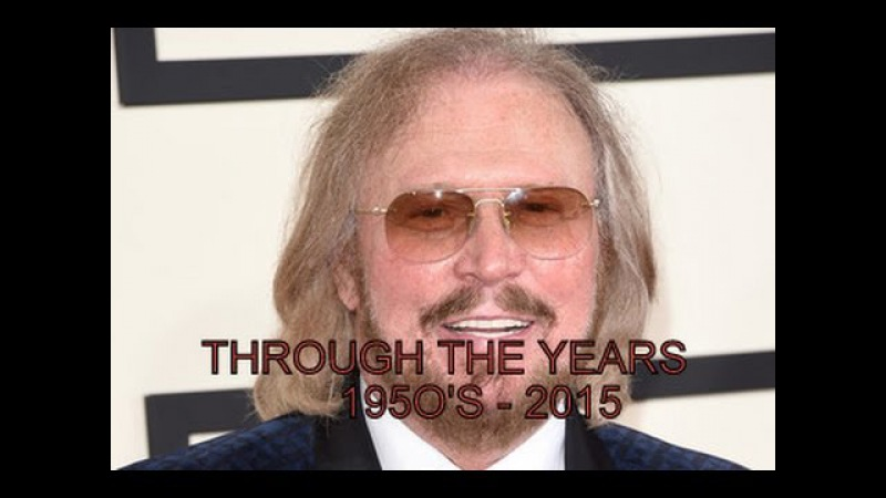 Barry Gibb ( Bee Gees ) - Through the Years (1959-2015)