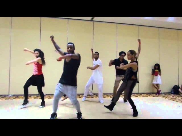 Yoandy and Diana International Dance Festival 2016 salsa timba rumba 1