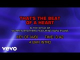 The Warren Brothers ftg. Sara Evans - That's The Beat Of A Heart (Karaoke)