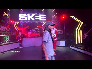 Angel Haze D-Day/ Babe Ruthless Live on SKEE TV