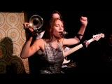 Spacejam - Saskia Laroo and Jazzkia @ JAZZ UNLIMITED - PaardCafe, Den Haag 4