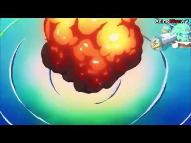 Dracule Mihawk Cuts Burndy Worlds 100x Bigger Bullet   Special 3D2Y