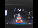 Tesla Autopilot Easter egg
