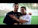 Cristiano Ronaldo Jeremy Lynch Tricks and Skills   5 Silks