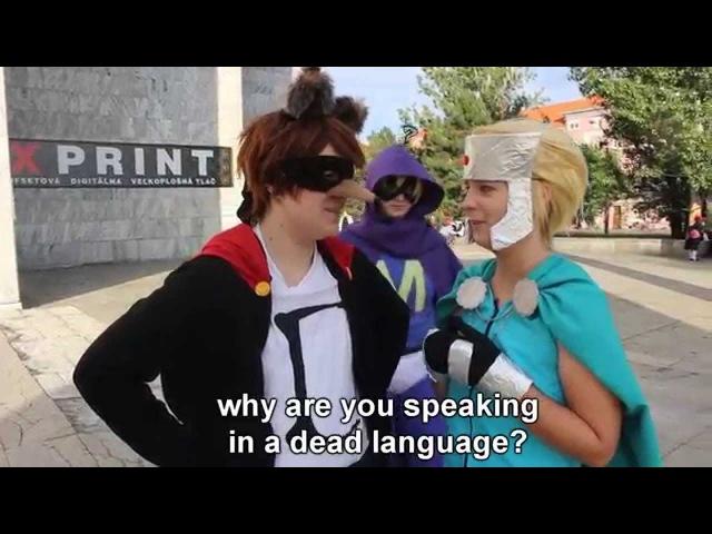 South Park - Derping Superheroes [Cosplay]