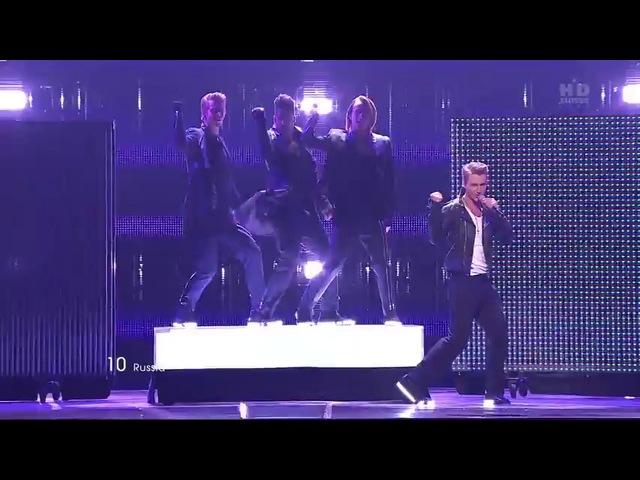 Алексей Воробьев - Get You (16 место, Россия, Евровидение 2011)