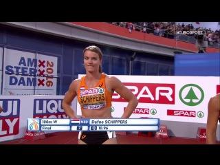 European Athletics Championships 2016 - FULL HD Tournament Day 3 - Evening 2 (Netherlands) 08.07.16