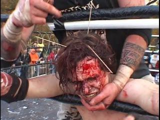 MASADA vs Thumbtack Jack (House Of Pain Death Match) - CZW Tournament Of Death: Rewind HIGHLIGHTS
