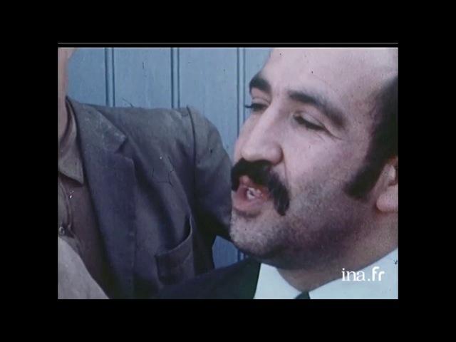 Algérie 10 ans après L' Algérie des Algériens 1972 Partie2