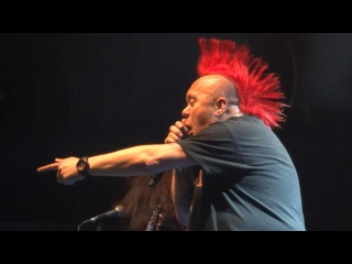 The Exploited - Live @ YOTASPACE, Moscow 05.02.2016 (Full Show)