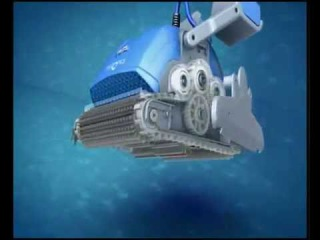 Dolphin havuz robotu Supreme M4 ile havuz temizligi ehavuz market com