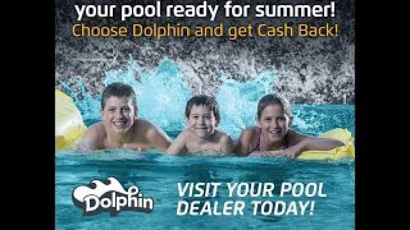 Dolphin havuz robotu supreme m5e havuz market