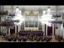 И Брамс Liebeslieder Waltzes Вальсы песни любви Op 52 26 02 2016 БЗФ оркестр филармонии хор СПбГИК