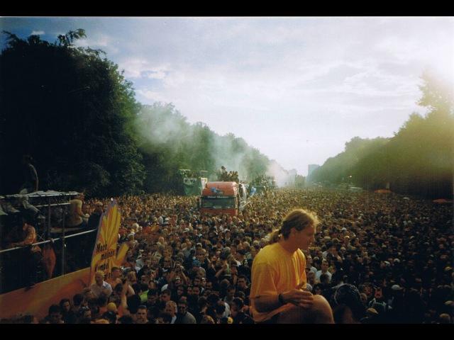 Loveparade 1998 - One World one Future - FULL