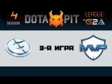 Evil Geniuses vs MVP Phoenix #3 (bo5) | Dota Pit 4, 20.03.16
