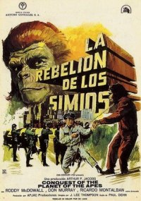 La rebelión de los simios