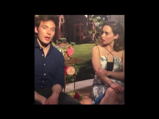 Romantic gaze challenge with Emilia Sam 😍❤️😂