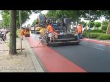 Как делаю дороги в Нидерландах, нам далеко)