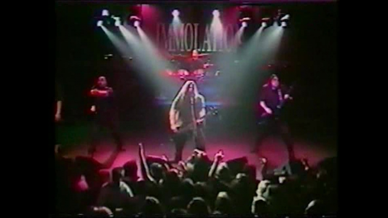Immolation - Live At The Key Club - Los Angeles/U.S.A. - 10-06-2003 - Part 1