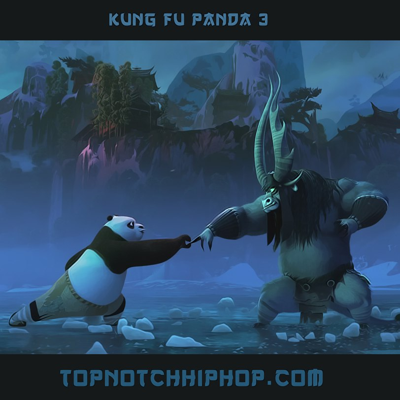Kung Fu Panda 3 (Music from the Motion Picture) - 2016, MP3, 320 kbps