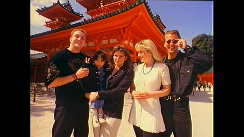 Ace Of Base - Happy Nation (1994 VHS) (англ)
