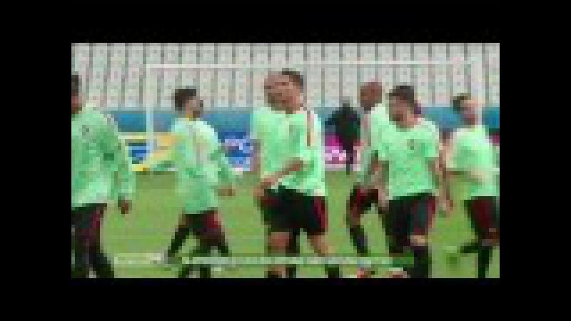 Футбол NEWS от 07.07.2016 (10:00) | Португалия вышла в финал Евро, Роналду лучший игрок матча