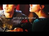 Arthur &amp Morgana h e l l o (re-upload)