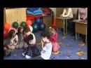 Зарядка (гимнастика) для малышей 1-3.5 года - часть 1.