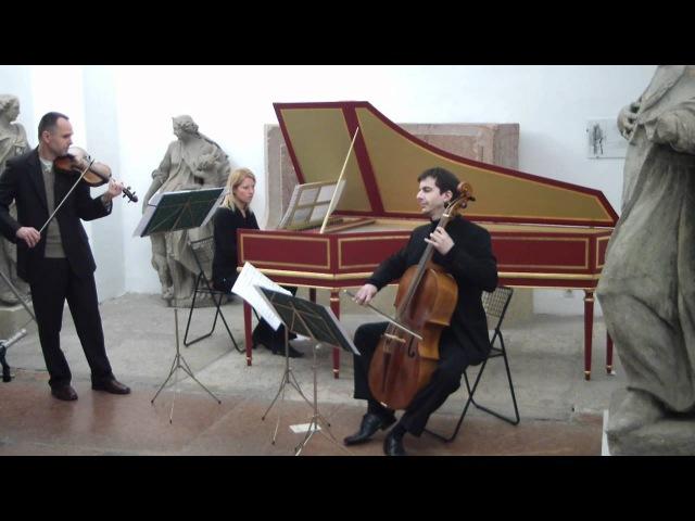 Antonio Bertali: Ciaccona