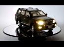 1/18 Toyota Land cruiser 200 Led Tuning Paudi Models