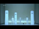 Сонеты Шекспира / Shakespeare's Sonnets. Фрагмент. Сонет 23 (Роберт Уилсон) / Berliner Ensemble, 2009 [немецкий, без субтитров]