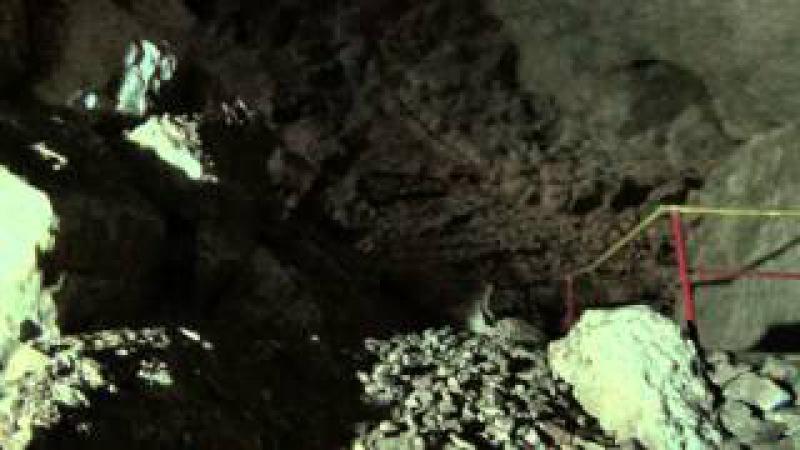 Абхазия Новоафонская пещера