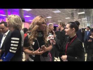 Интервью Корнелии Манго на Estet Fashion Week 'TV SHANS'