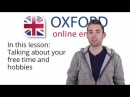 How to Talk About Your Free Time and Hobbies in English Spoken English Lesson